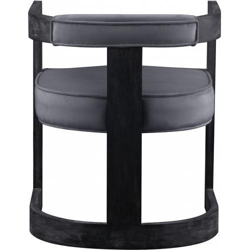"""Regency Velvet Dining Chair - 23"""" W x 23"""" D x 28.5"""" H"""