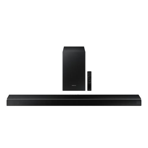 Samsung Canada - 330W 5.1ch Soundbar HW-Q6CT
