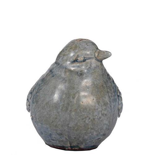 Product Image - 69163  Sitting Bird Ceramic Accent