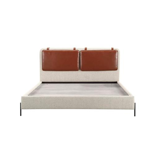Kirkeby Upholstered California King Bed by A.R.T. Furniture