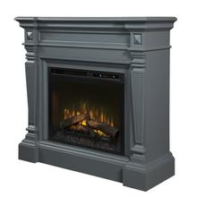 See Details - Heather Electric Fireplace Mantel