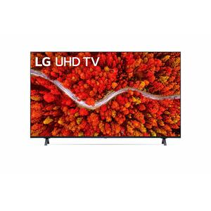 LgLG UHD 80 Series 55 inch Class 4K Smart UHD TV with AI ThinQ® (54.6'' Diag)