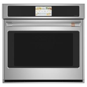 "Cafe Appliances30"" Smart Single Wall Oven with Convection"