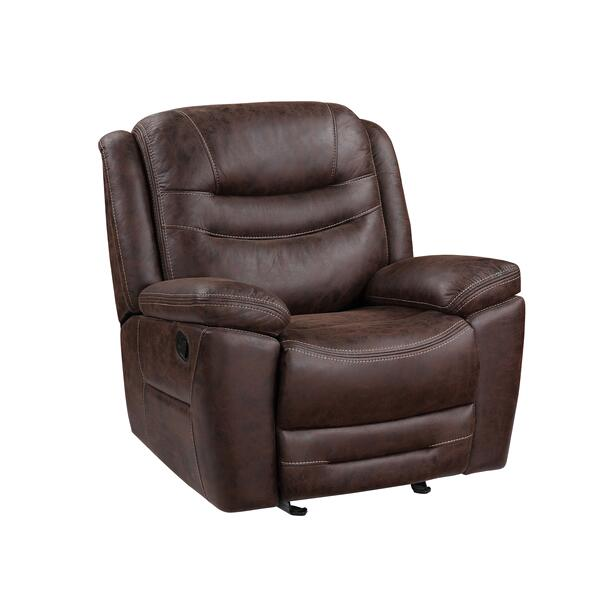 Stetson Manual Glider Recliner