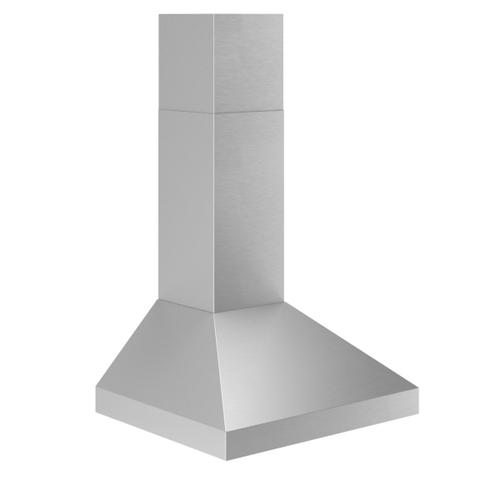 BEST Range Hoods - 36-inch Outdoor Chimney Range Hood, blower sold separately, Stainless Steel (WTD39M Series)