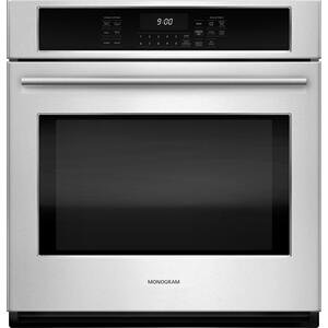 "OPEN BOX Monogram 27"" Electric Single Wall Oven Product Image"