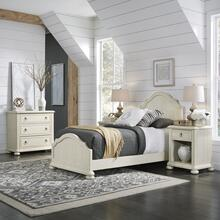 Chambre Twin Bed, Nightstand and Chest