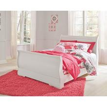 B129 Full Sleigh Bed
