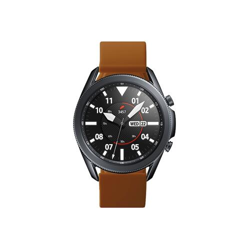 Quick Change Silicone Sport Watch Band (20mm) Burnt Orange