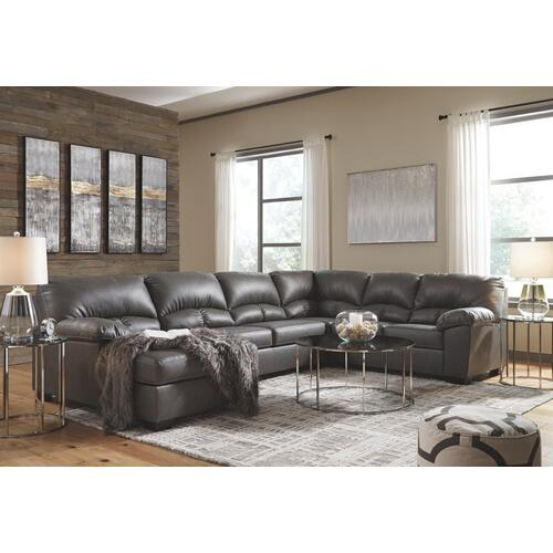 Benchcraft - Aberton 3-piece Sectional With Chaise
