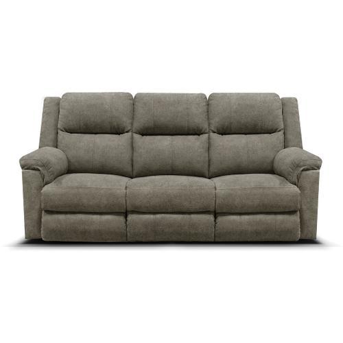 England Furniture - EZ9Z01 EZ9Z00 Double Reclining Sofa