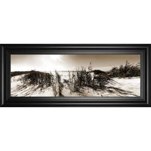 """""""The Wind In The Dunes I"""" By Noah Bay Framed Print Wall Art"""