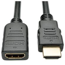 See Details - High-Speed HDMI Extension Cable with Ethernet and Digital Video with Audio, Ultra HD 4K (M/F), 6 ft. (1.83 m)