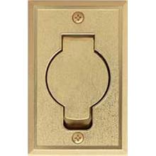 See Details - Brass Wall Inlet - DISCONTINUED