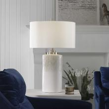 See Details - Georgios Cylinder Table Lamp
