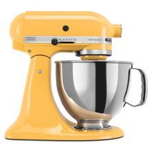 See Details - Artisan® Series 5 Quart Tilt-Head Stand Mixer - Orange Sorbet