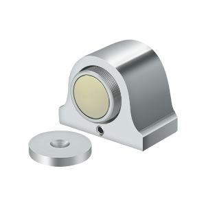 Magnetic Dome Stop - Polished Chrome