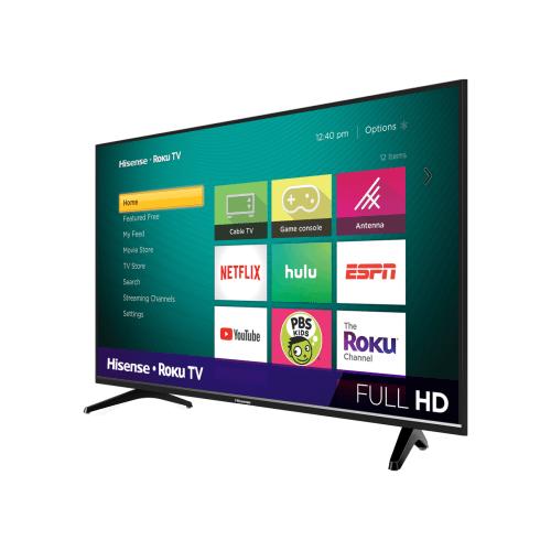 "40"" Class - H4030 Series - Full HD Hisense Roku TV (2019) SUPPORT"