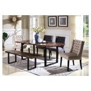 Salt Lake Dining Table Base Product Image