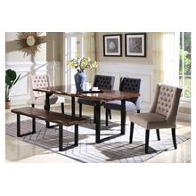 Salt Lake Dining Table Base