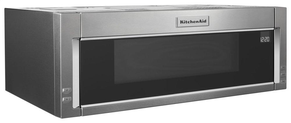 Kmls311hss Kitchenaid 1000 Watt Low Profile Microwave Hood Combination Stainless Steel Stainless Steel Manuel Joseph Appliance Center