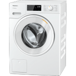 MieleWXD 160 WCS - W1 Front-loading washing machine with CapDosing and Miele@home for smart laundry care.