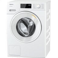WXD 160 WCS - W1 Front-loading washing machine with CapDosing and Miele@home for smart laundry care.