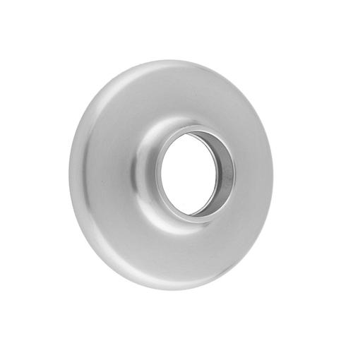 Satin Nickel - Round Escutcheon
