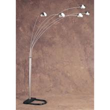 "93""h 5 Arm Arc Floor Lamp"