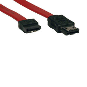SATA to eSATA Transition Cable (7Pin/7Pin), 3 ft.
