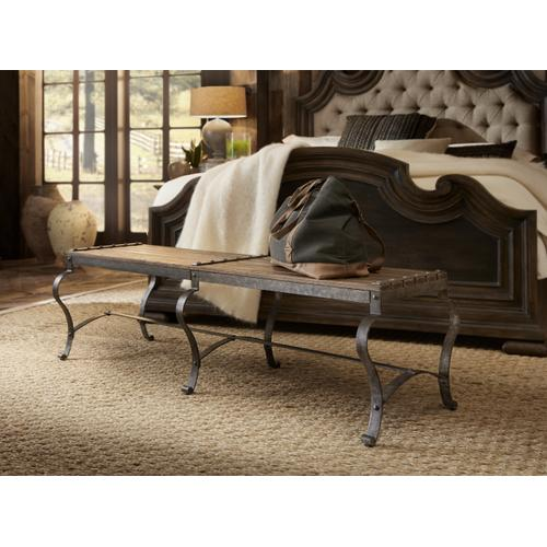 Ozark Bed Bench