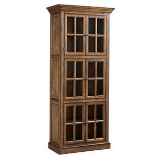 See Details - Six Door Bookcase