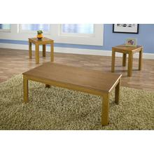 See Details - Promo 3 Pack in Oak Finish - 3 Pack