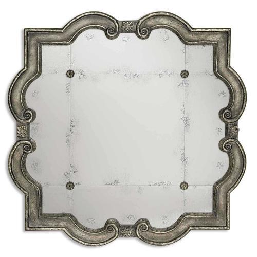 Uttermost - Prisca Quatrefoil Mirror