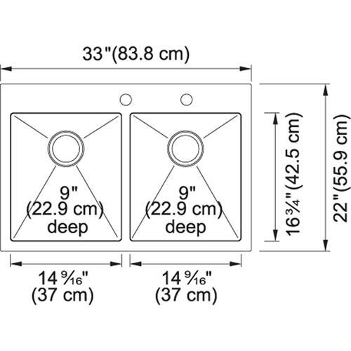 Vector HF3322-2 SilkSteel