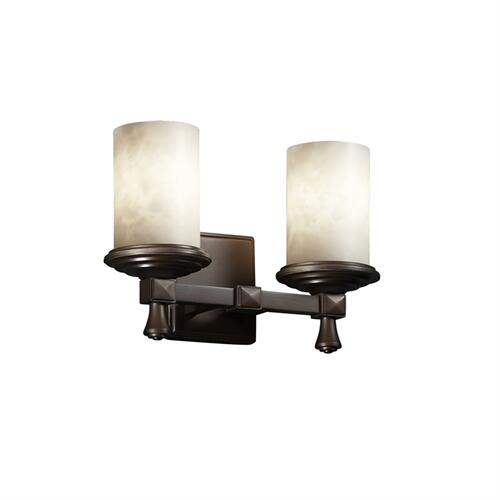 Deco 2-Light Bath Bar