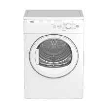 "See Details - 24"" Front-Load Vented Dryer"