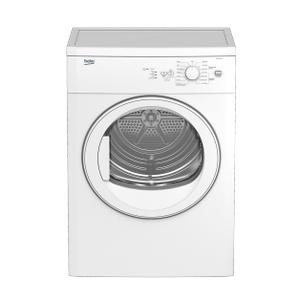 """Beko24"""" Front-Load Vented Dryer"""