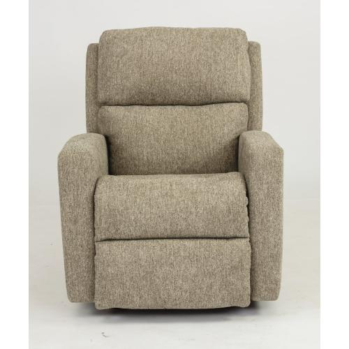Chip Swivel Gliding Recliner