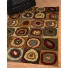Medium - Affinity Seismic Multi 5x8 Rug
