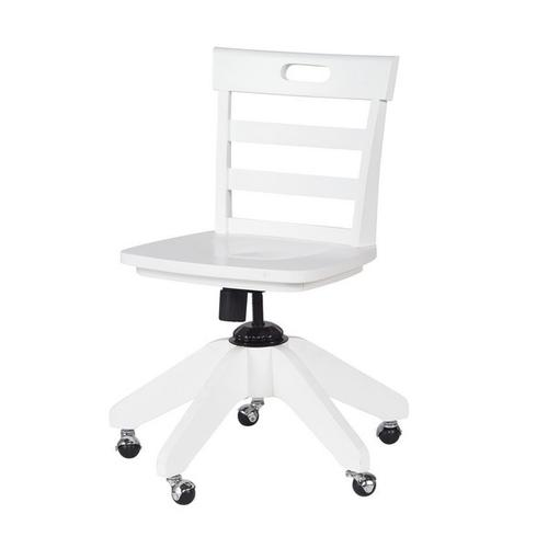 See Details - School Chair : White :