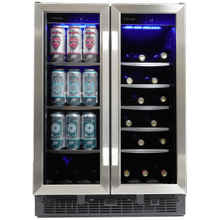 "Emmental 24"" French Door Beverage Center"
