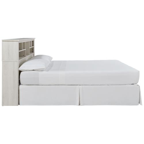 Dorrinson Queen Storage Headboard