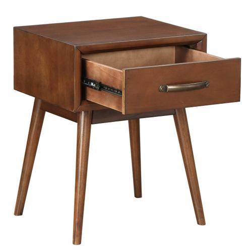 Draper Mid-Century Modern End Table