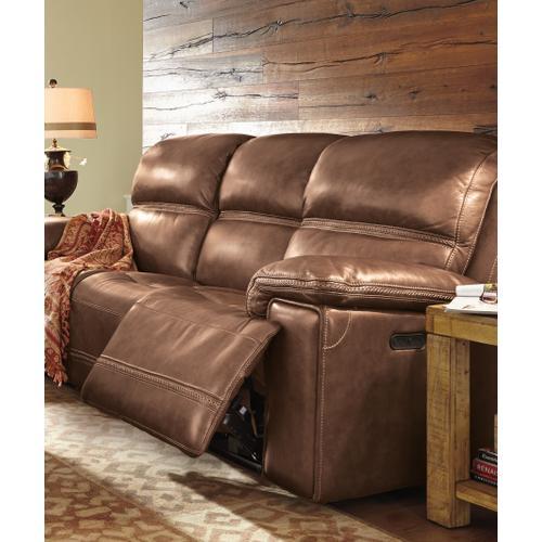 Flexsteel - Fenwick Power Reclining Sofa with Power Headrests