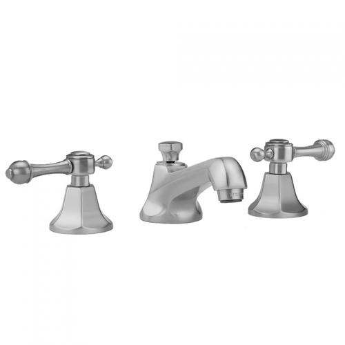 Jaclo - Bronze Umber - Astor Faucet with Majesty Lever Handles