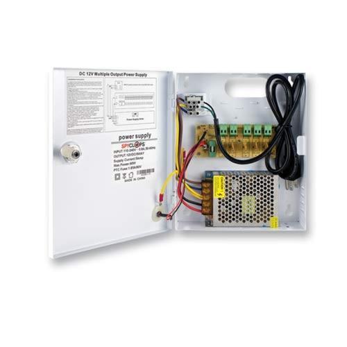 Metra Home Theater - SPY-DB5W5A - 5-Way Power Distribution Box (5AMP)