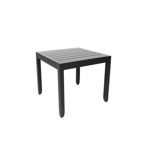 "Monaco 19"" Square Side Table"