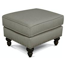 5R07N Renea Ottoman with Nails