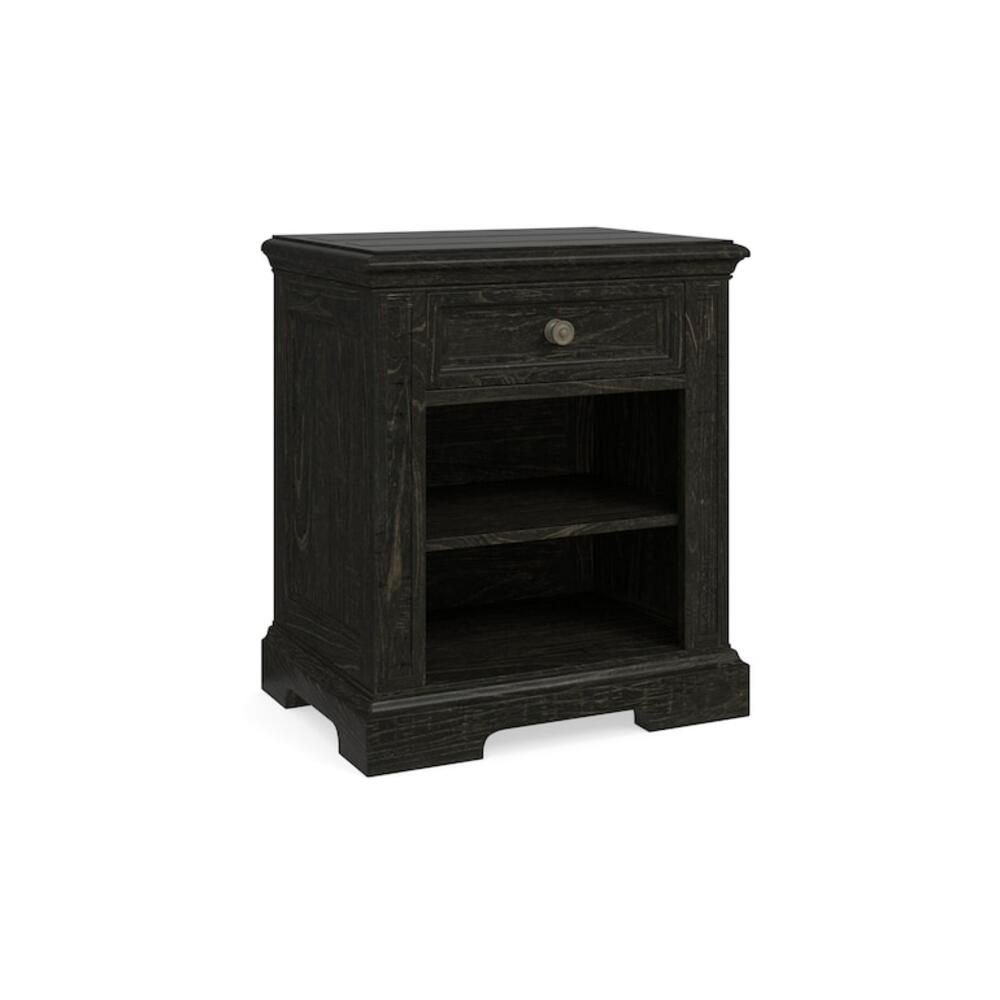 Woodridge Open Nightstand